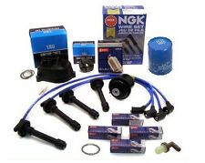 OEA Cap-Rotor-NGK Wires-Spark Plug-Oil-PCV- Kit Acura Integra GSR V-tech Type-R