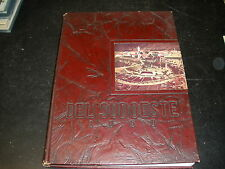 1950 San Diego State College san diego ca School YEARBOOK