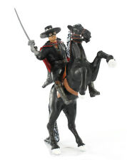 Zorro figurine de collection Zorro et Tornado 12 cm Comansi 99002
