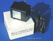Rare New In Box Old Stock Minolta Ni-Cd Charger NC-1 For Auto Flash 28 & 32