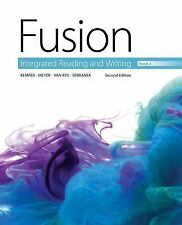 Fusion : Integrated Reading and Writing, Book 2 Instructors Edition/Exam Copy