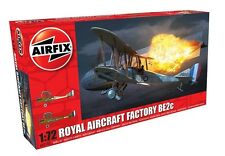 Airfix 1/72 scale Royal Aircraft Factory BE2c