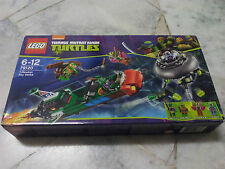 Lego TMNT Teenage Mutant Ninja Turtles T-Rawket Sky Strike 79120 New MISB