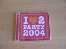 various Artists: I Love 2 Party 2004: Original Double CD.