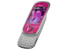Nokia 7230 - Hot pink (Unlocked) Cellular Phone Free Shipping .