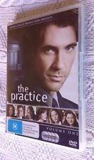 THE PRACTICE-VOLUME ONE (DVD, 4-DISC SET) R-4, LIKE NEW, FREE POST IN AUSTRALIA