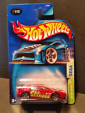 2003 Hot Wheels #112 SEGA 3/5 - Lotus Esprit - Shinobi - 57249