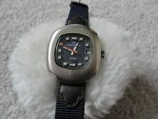 Swiss Made Continental Oxford Wind Up Vintage Men's Watch