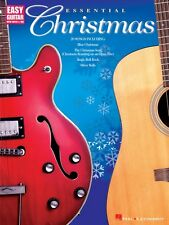 Essential Christmas Sheet Music Easy Guitar with Notes & Tab Easy Guit 000702212
