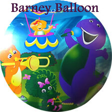 45cm Barney Foil Balloon Kids Boy Girl Dinosaur Party Favor Supply Props Gifts