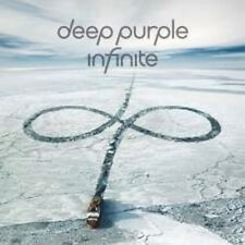Deep Purple  - Infinite - New CD/DVD Album - Pre Order - 7th April