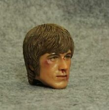 1/6 Scale Man CIAN The Way of the Dragon Chuck Norris Scars Head Sculpt Model