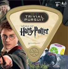 Trivial Pursuit: World of Harry Potter Edition. Family Board Game. For True Fans
