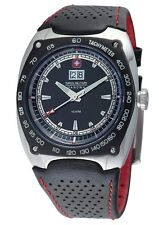 Swiss Military Calibre Men's 06-4113-04-007 Challenger Leather Date Watch