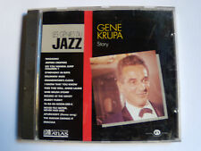 "GENE KRUPA story - CD ATLAS JA-CD 2014 France ""Les génies du Jazz"" VOL II no 14"