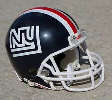 NEW YORK GIANTS 1975 THROWBACK FOOTBALL MINI HELMET