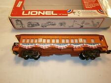 ** new Lionel 6-9527 F.D.Roosevelt Presidential Campaign Car  ** 0 Scale