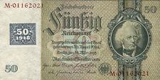 Ro.337d DDR 50 DM 1948 Kuponausgabe (1)