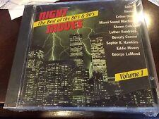 Night Moves Volume 1 - THE BEST OF THE 80'S & 90'S DCC 23765 NEW