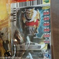 Bandai Power Rangers Megaforce Robo Knight Ranger 4-Inch Action Figure