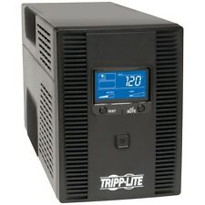 TRIPP LITE SMART1500LCDT Smart LCD Tower Line-Interactive 120V UPS with LCD Disp