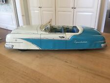 AWESOME Vintage Marx Sportster Tin Car ALL Original 1940's