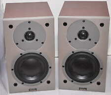 A New Pair (2 units) Dynaudio Audience 42 Bookshelf Speakers