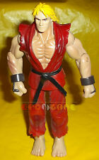 STREET FIGHTER - KEN MASTERS Player 1 - Jazwares 15th Anniversary - ○○○○○ USATO