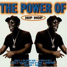 Power of Hip Hop (1998, SPV) Thin Line, Doug E. Fresh & The Get Fresh C.. [2 CD]