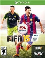 FIFA 15 (Microsoft Xbox One, 2014)-Comes with tracking and protected envelope