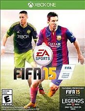 FIFA 15 Microsoft Xbox One Video Game NIB EA Sports NIP Soccer
