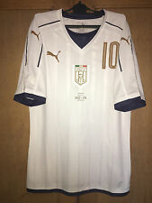 MATCH WORN SHIRT MAGLIA INDOSSATA VERRATTI (ITALIA) vs OLANDA (Friendly Match)