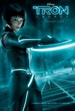 Tron Legacy Movie Poster #A03 Quorra Olivia Wilde Large 24inx36in