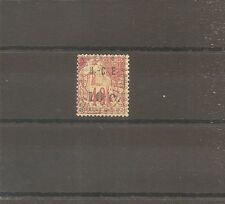 TIMBRE NOUVELLE CALEDONIE FRANKREICH KOLONIE 1891 N°13 OBLITERE USED