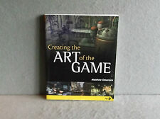Book CREATING THE ART OF THE GAME by Matthew Omernick