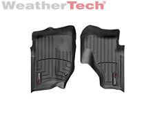 WeatherTech® FloorLiner - GMC Sonoma/S-15 Pickup w/ 4WD - 1994-2004 - Black