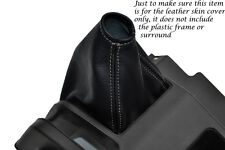 GREY STITCHING FITS HONDA ACTY TN REAL LEATHER GEAR GAITER