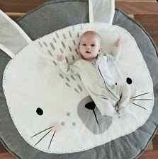 NEW Large Rabbit  Playing Gym Rug Mat - Newborn Baby Shower Gift For Kid