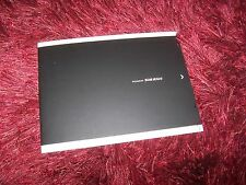 Catalogue / Brochure PEUGEOT 508 RXH 2012 //