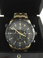 Mercedes-Benz Motorsport Chronograph GOLD für Herren Oversize 45mm - TOP