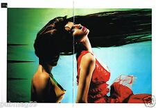 Publicité Advertising 2000 (2 pages) Haute couture Torrente