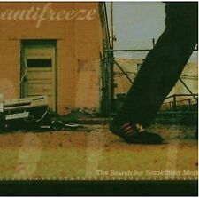 Antifreeze The Search For Something More CD NEW SEALED 2003 U.S. Punk Kung Fu