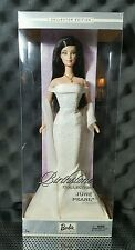 Birthstone Collection June Pearl Barbie Doll 2002 NRFB
