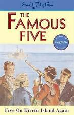 Five on Kirrin Island Again by Enid Blyton, Book, New (Paperback)