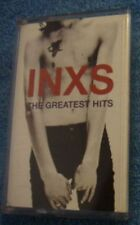 INXS The Greatest Hits - MC 1994 best rock band australiana cassetta audio tape