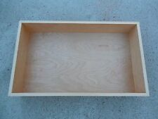 NEW Custom, cut to size, Replacement drawer box B15 cabinets usa