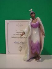 LENOX STEPPING OUT 20's fashion figurine NEW in BOX w/COA African American