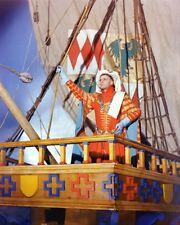 LAURENCE OLIVIER AS KING HENRY V FROM THE CH 8X10 PHOTO