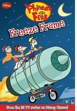 Disney Phineas and Ferb: Freeze Frame by Parragon Book Service Ltd (Paperback, 2