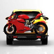 Moto Tote Motorcycle Carrier MotoTote MTXsport Bike Hauler Hitch Mounted w/Ramp